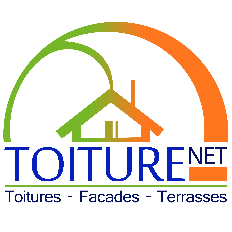 toiture-net   LOGO TOITURE NET